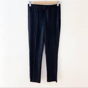 Rag & Bone black polly pants wool size 2